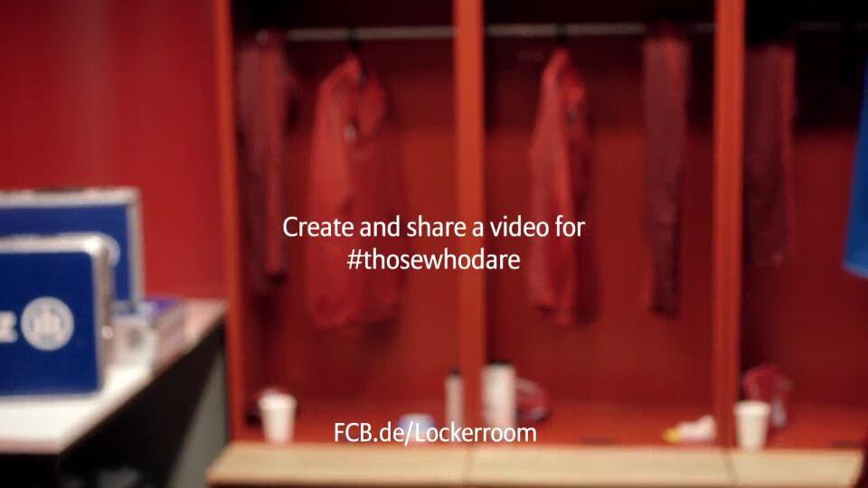 Personalisiertes Motivationsvideo für Allianz FC Bayern mit DDD Hamburg Outro englisch