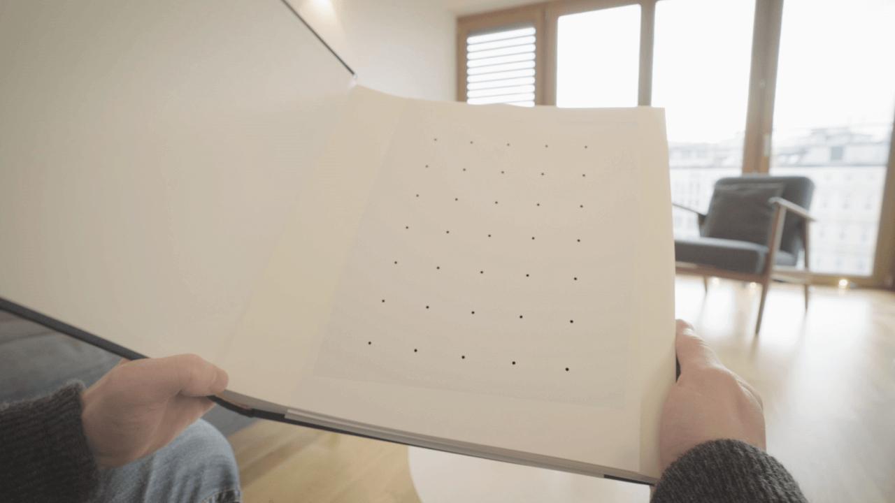 Video Personalisierung für Eurovision Song Contest Bild Individualisierung im Buch clean