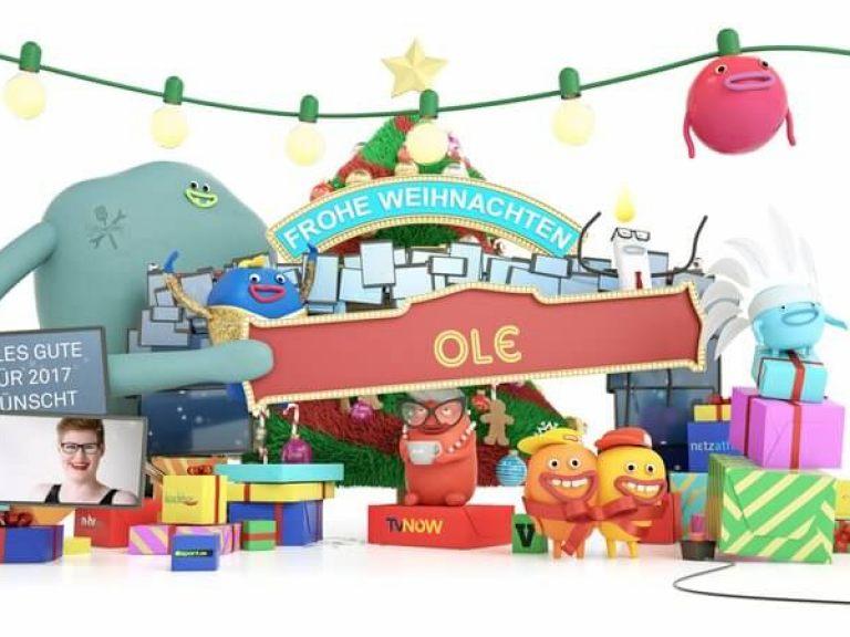 IP Deutschland & Mediengruppe-RTL Weihnachtsaktion 2016