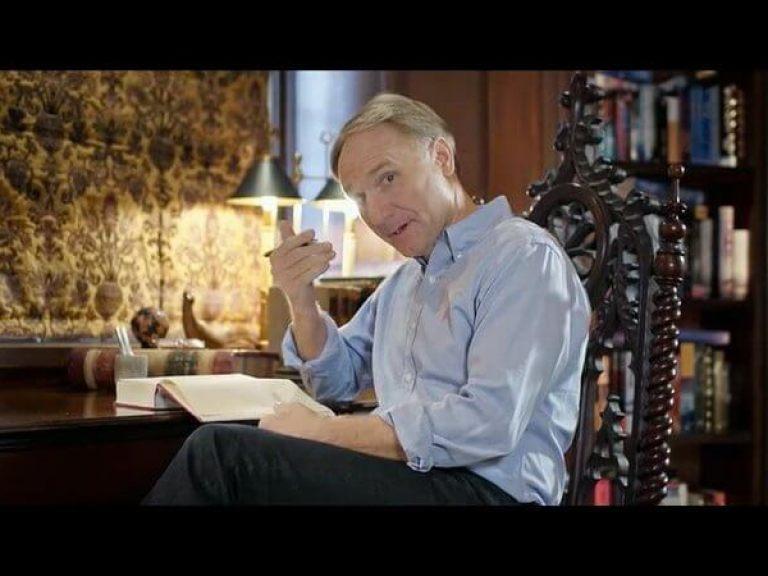 Dan Brown Origin Voting-Video